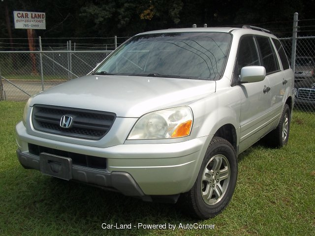 2003 Honda Pilot 4WD EX Automatic Trans w/Leather