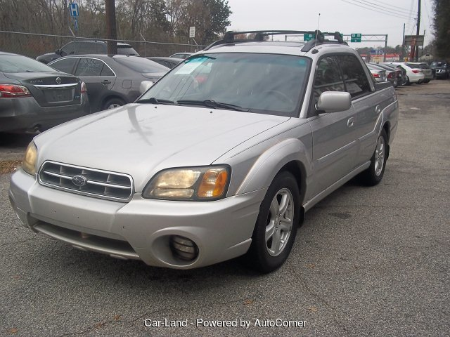 2003 Subaru Baja LDT 4-Speed Automatic