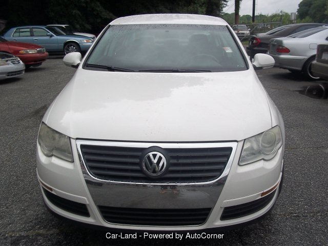 2008 Volkswagen Passat Sedan 4-Door Sedan Turbo Automatic Trans