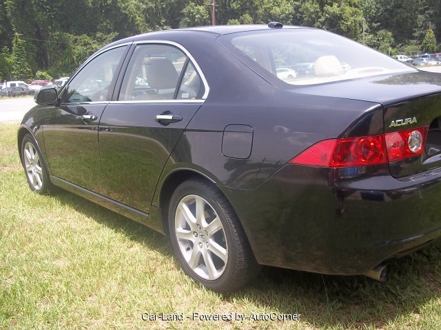 2005 Acura TSX 4-Door Sedan Automatic Trans