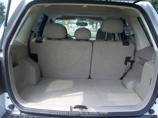 2008 Ford Escape XLT 2WD I4 4-Speed Automatic