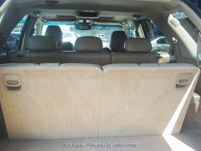2005 Acura MDX 4-Door SUV Automatic Trans w/Touring