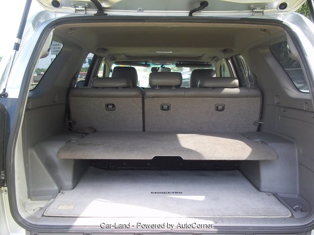 2004 Toyota 4Runner Sport Edition 2WD 4-Speed Automatic